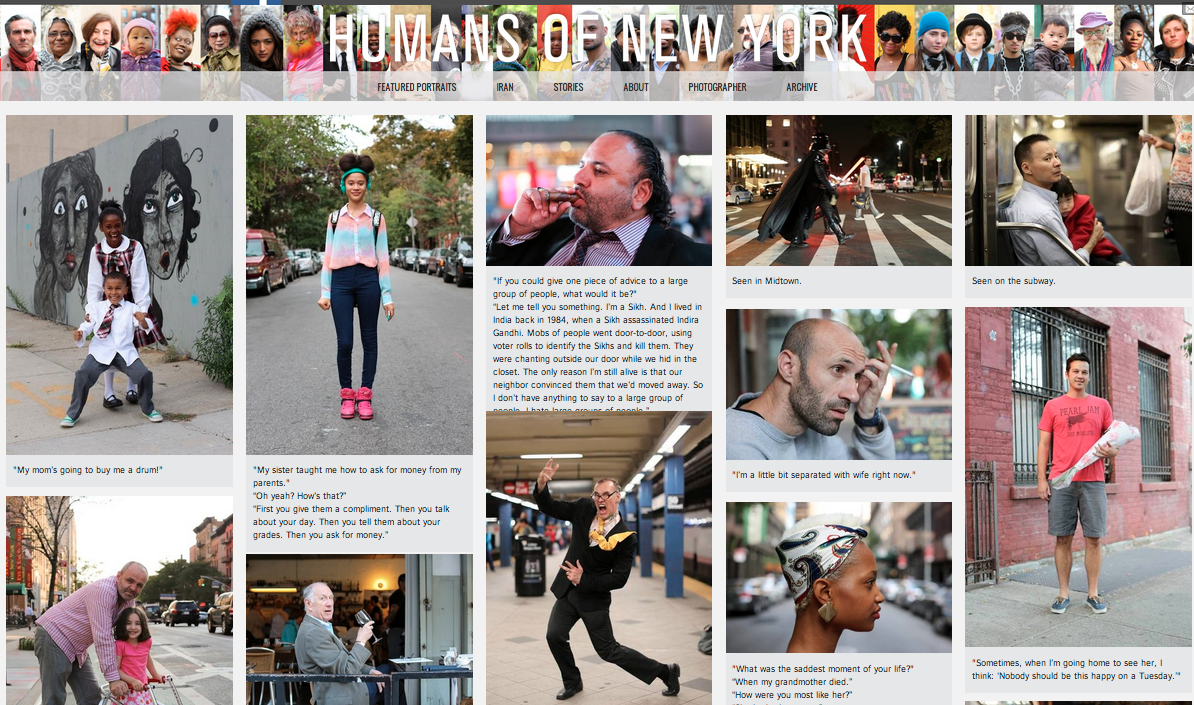 Humans of New York: The Series
