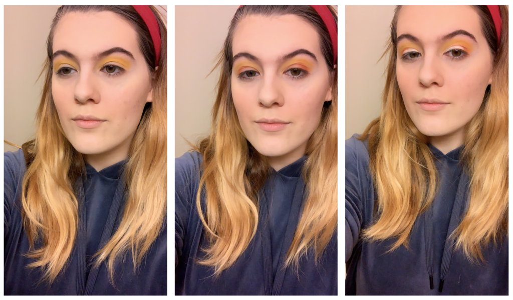 How To Use Your James Charles X Morphe Palette For A Colorful Wearable Eye Look Thread Magazine